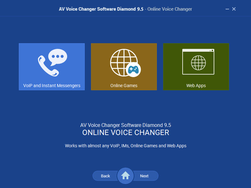Official] AV Voice Changer Software Diamond - Realtime male, female