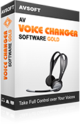 AV Voice Changer Software Gold (30% OFF)